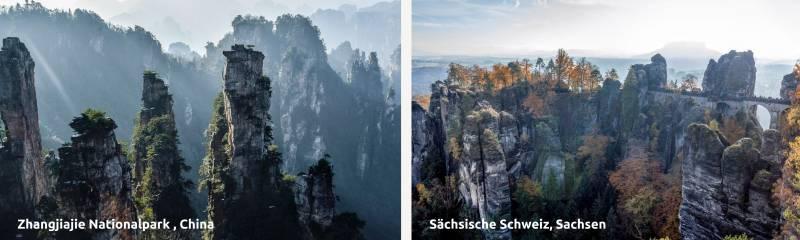 Nationalpark Sächsische Schweiz Sachsen