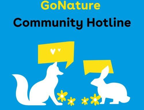 Deine Beratung in der GoNature Community Hotline
