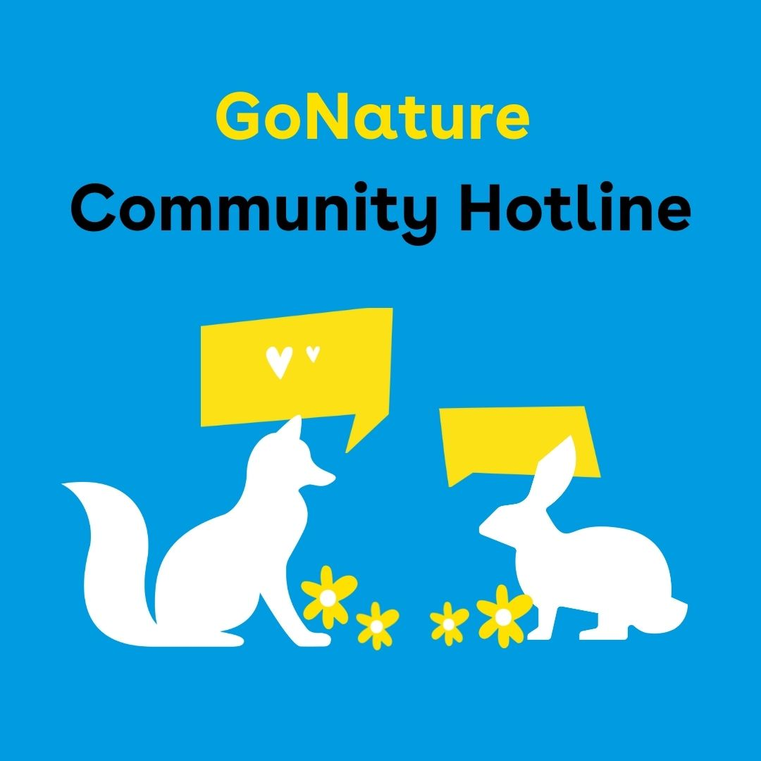 GoNature Community Hotline