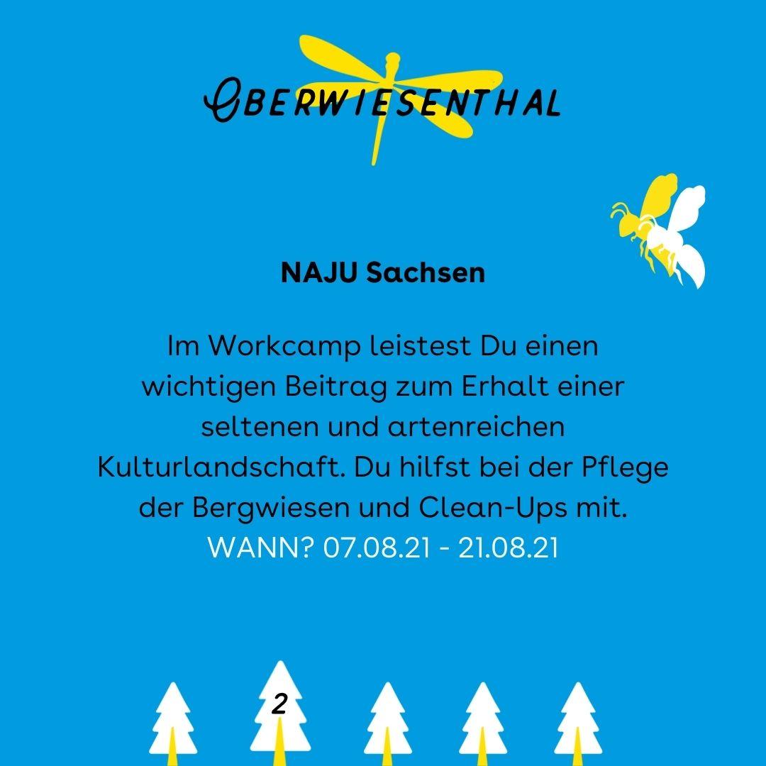 Workcamp Oberwiesenthal