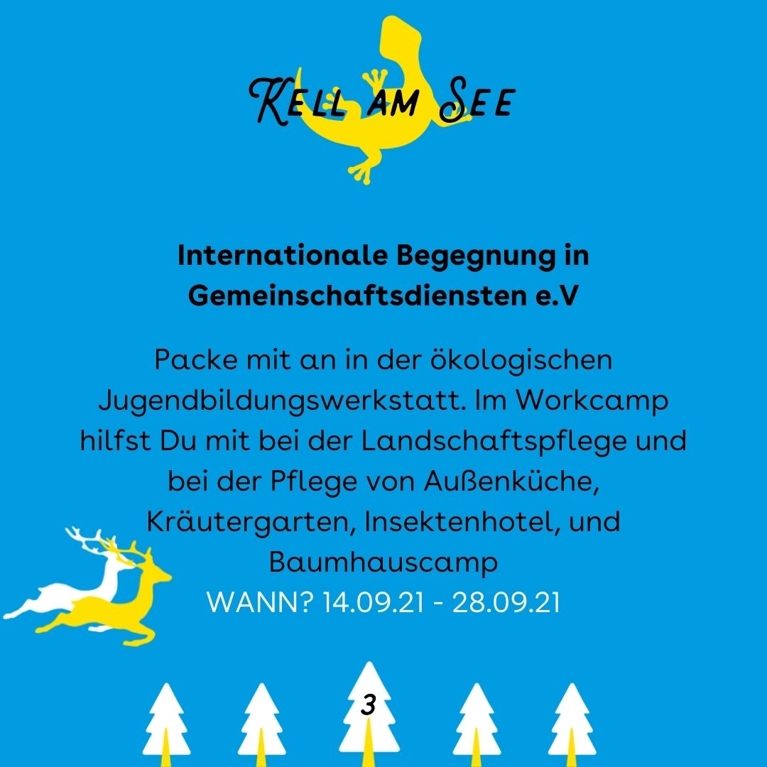 Workcamp Kell am See