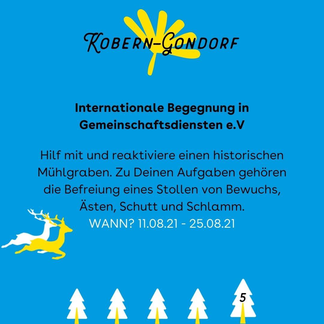 Workcamp Kobern-Gondorf