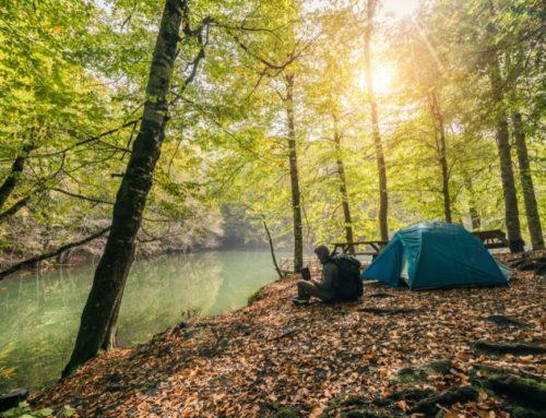 Sommer, Sonne, Freizeitstress: Schalte in der Natur ab